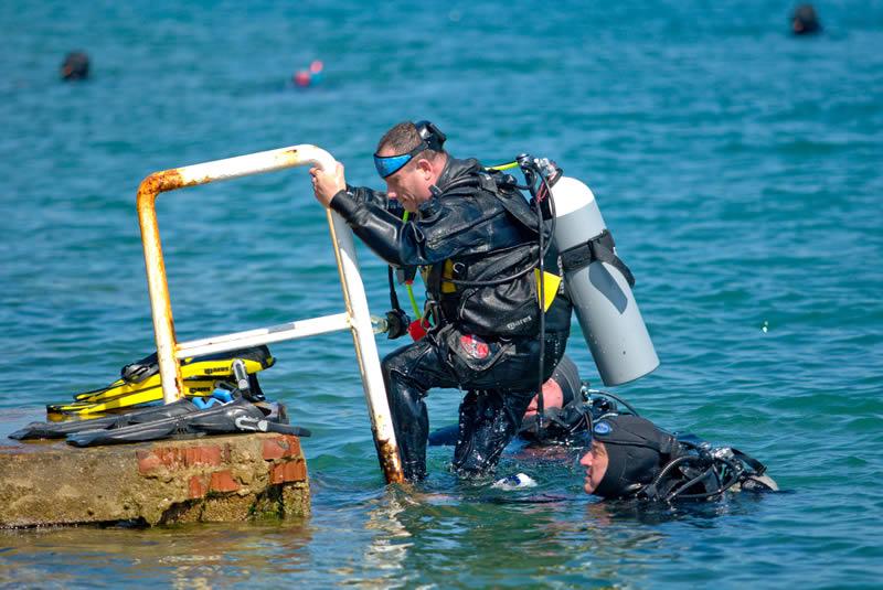 Diving porto santo stefano centro immersioni costa d 39 argento - Dive per sempre ...